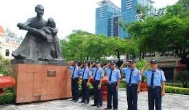 Tuyển nhân viên bảo vệ tại Hà Nội lương tháng 10 triệu