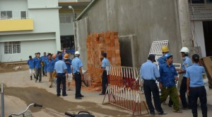 Dịch vụ bảo vệ nhà máy công trình xây dựng