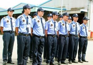 Dịch vụ bảo vệ khu công nghiệp VSIP