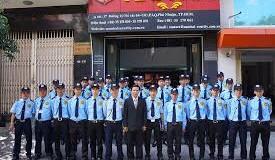 Dịch vụ bảo vệ Quận Tân Bình