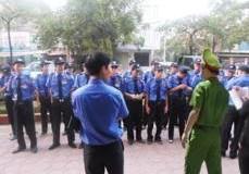 Dịch vụ bảo vệ huyện Cần Giờ