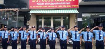 Dịch vụ bảo vệ uy tín tại quận Gò Vấp