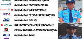 Danh sach 09 ngan hang lon uy tin tai Vietnam
