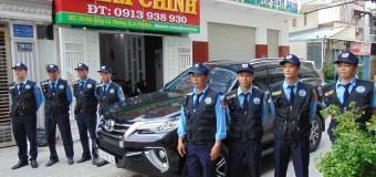 Cty bảo vệ có đào tạo tại Nha Trang