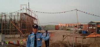 Bảo vệ chuyên nghiệp ở TPHCM