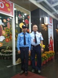 Cty dịch vụ bảo vệ Đông Á