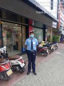 Cty bảo vệ giữ xe bệnh viện Ung Bướu tphcm