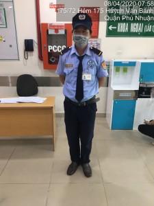 Cty bảo vệ giữ xe bệnh viện Quân Y 175
