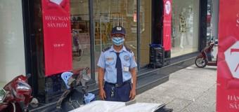 Cty bảo vệ giữ xe bệnh viện Nhi Đồng 2
