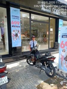 Cty bảo vệ giữ xe bệnh viện Hòa Hảo