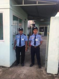 Cty dịch vụ bảo vệ Hùng Minh