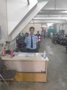 Cty bảo vệ giữ xe bệnh viện Gaya Việt Hàn
