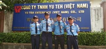 Cty dịch vụ bảo vệ chuyên nghiệp Bình Dương rẻ