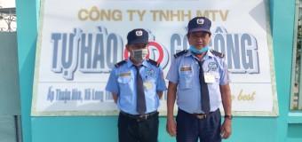 Cty dịch vụ bảo vệ Bình An tuyển dụng