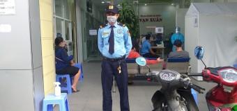 Cty dịch vụ bảo vệ tại Hồ Chí Minh