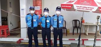 Công ty Dịch vụ Bảo vệ ở Sài Gòn